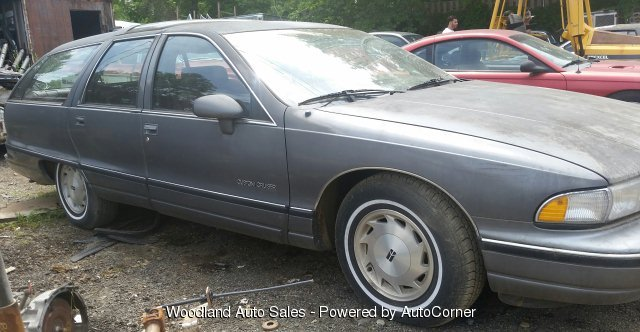 1991 Oldsmobile Custom Cruiser